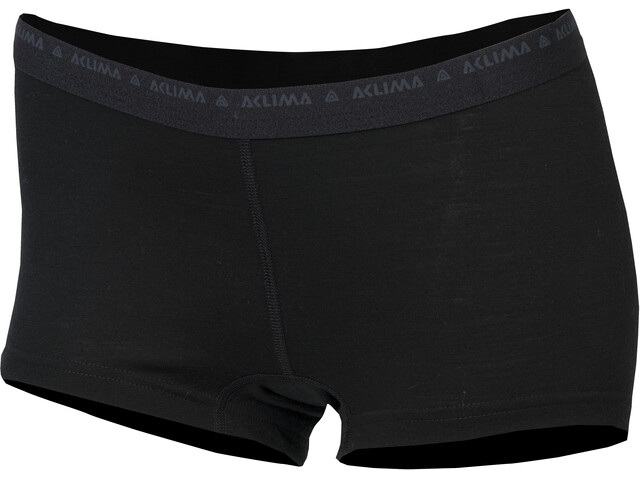 Aclima W's Lightwool Hipster JetBlack